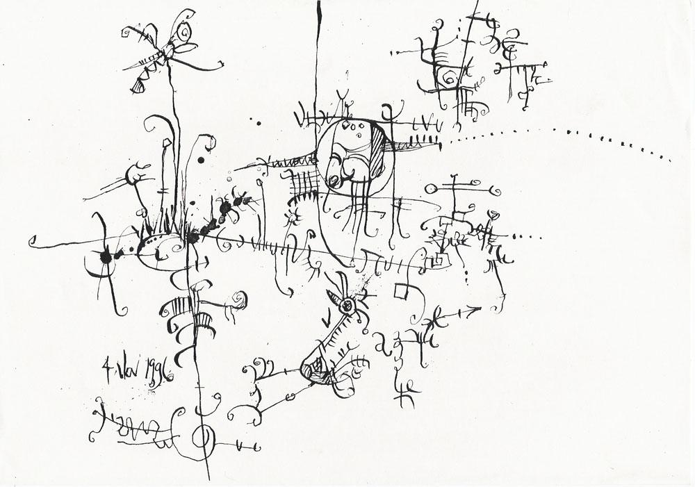 Birds No. 2, 1996
