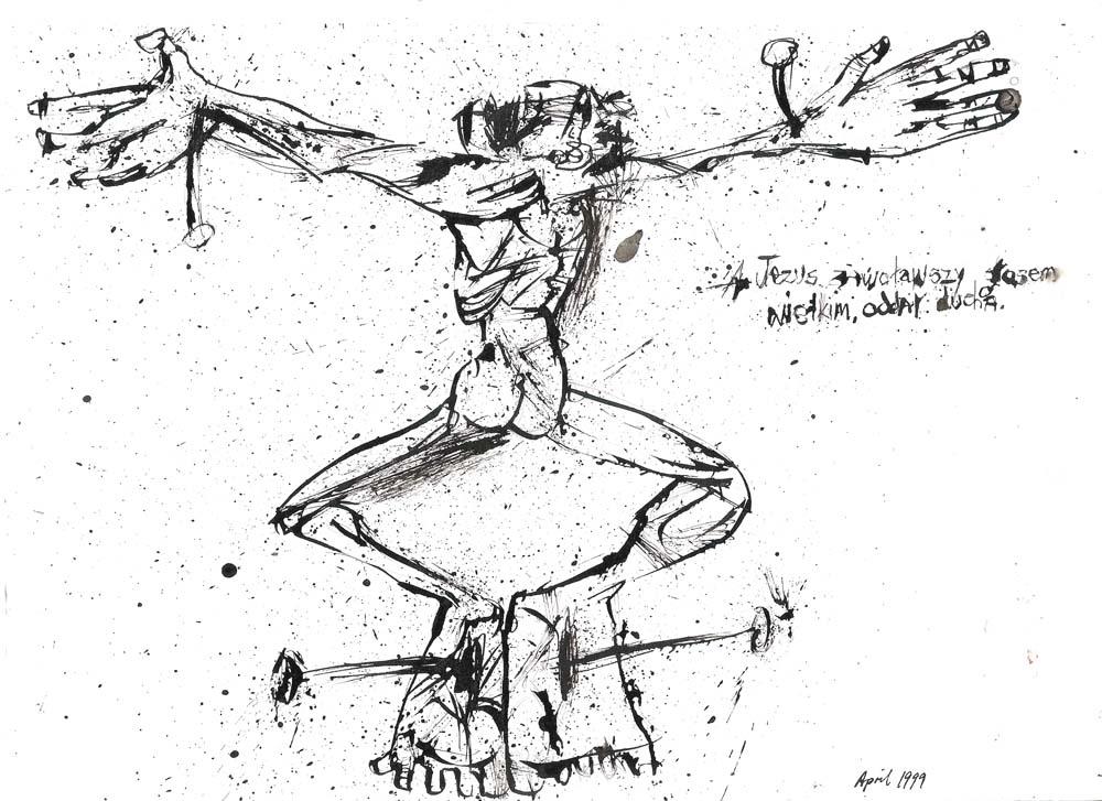 Crucifixion No. 1, 1999