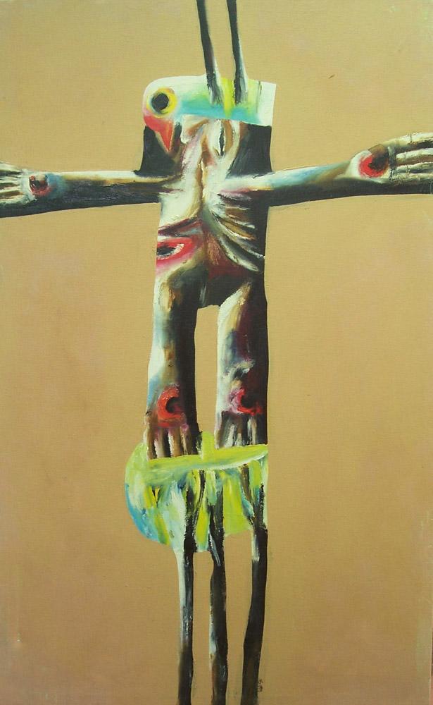 Crucifixion, 1999