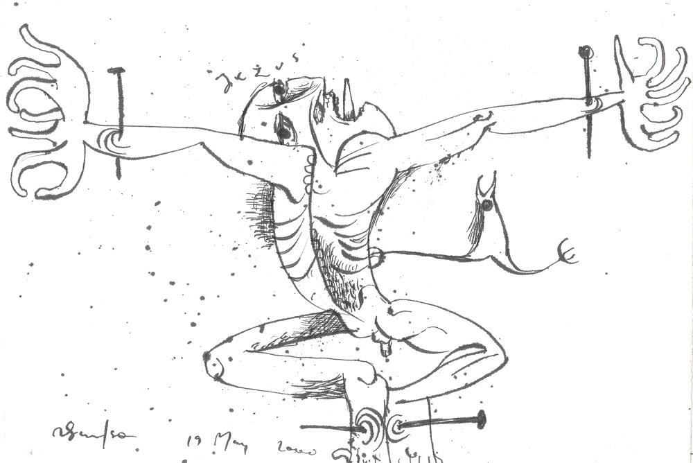 Crucifixion No. 3, 2000