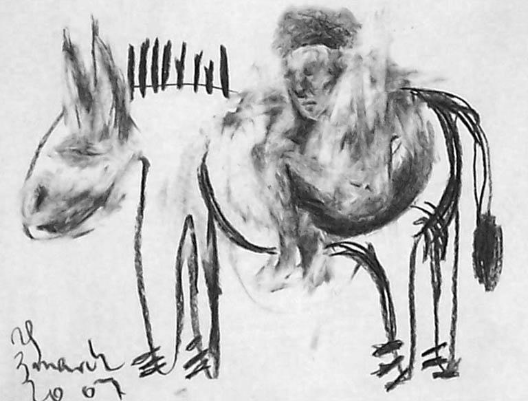 Donkey Man, 2007