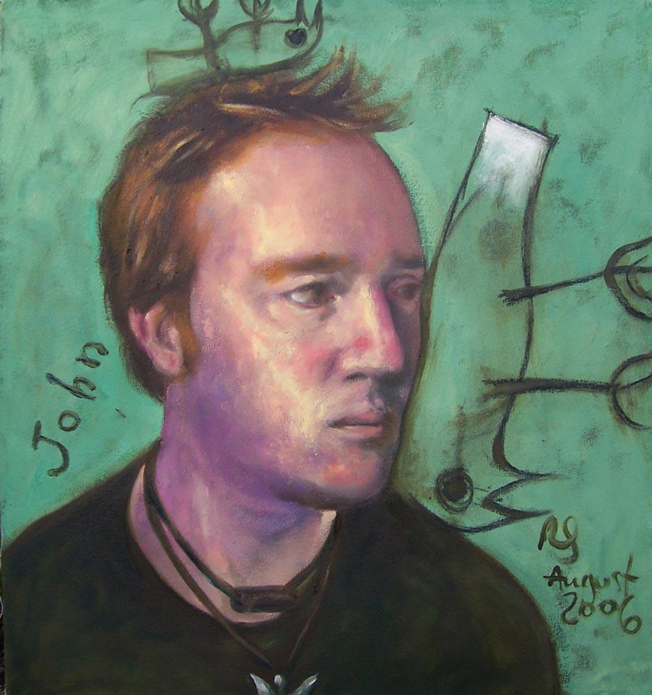 John, 2006