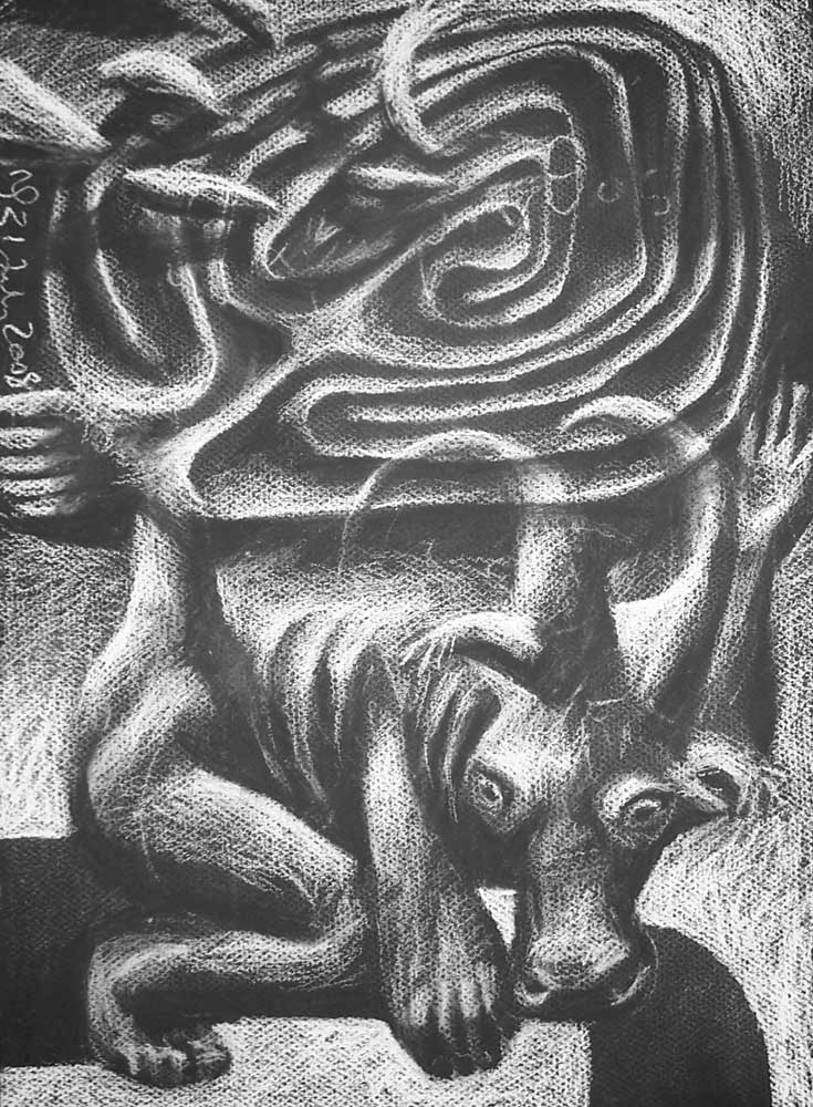 Labyrinth No. 13, 2008