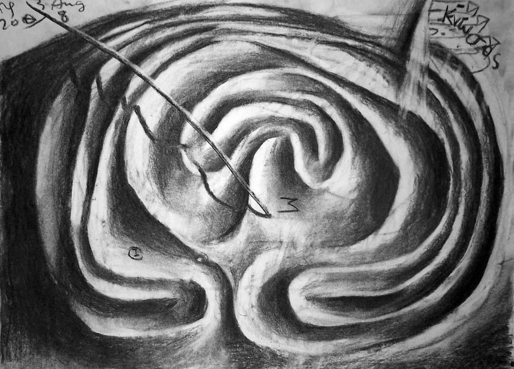 Labyrinth No. 15, 2008