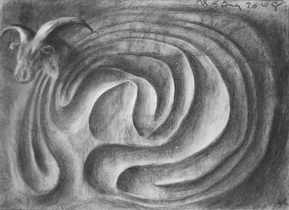 Labyrinth No. 17, 2008
