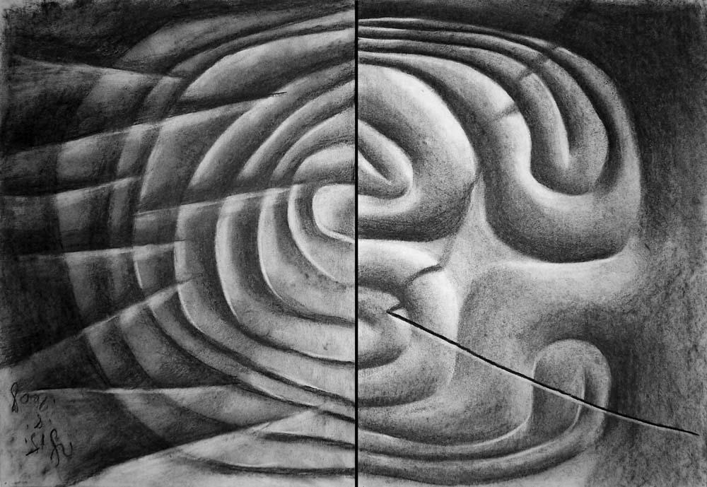 Labyrinth No. 18, 2008