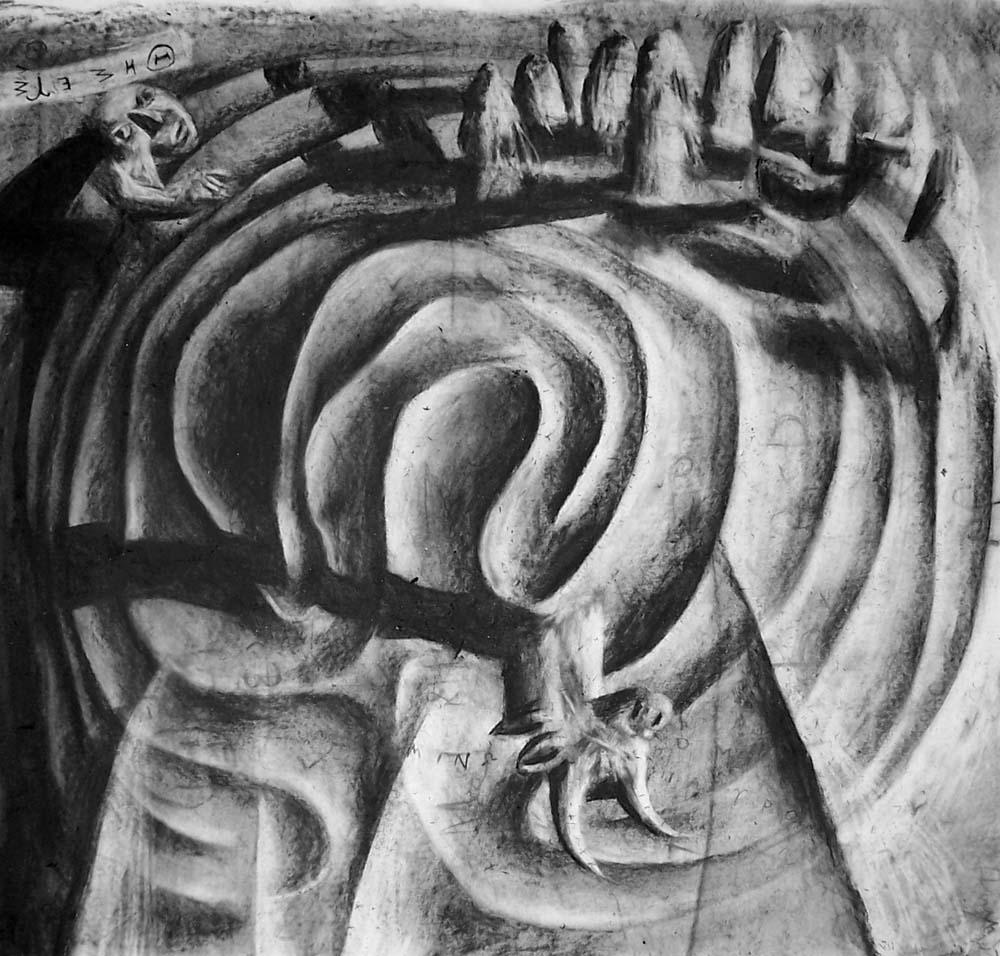 Labyrinth No. 20, 2008