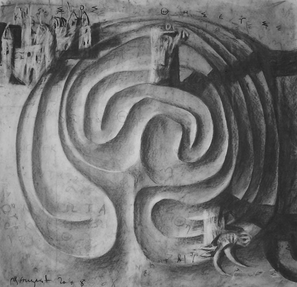 Labyrinth No. 21, 2008