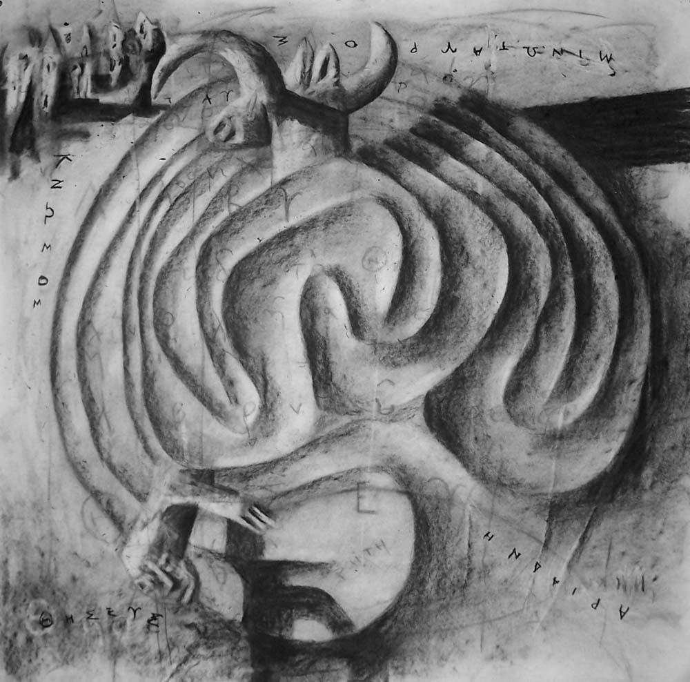 Labyrinth No. 22, 2008
