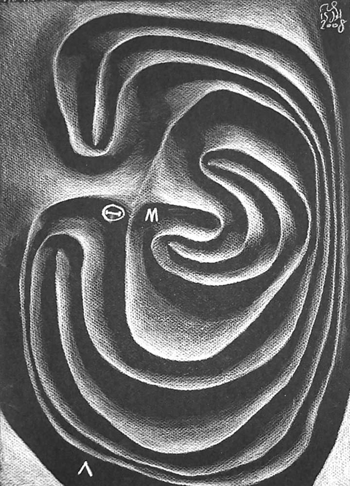 Labyrinth No. 4, 2008