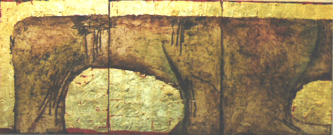 Landscape Triptych, 2002