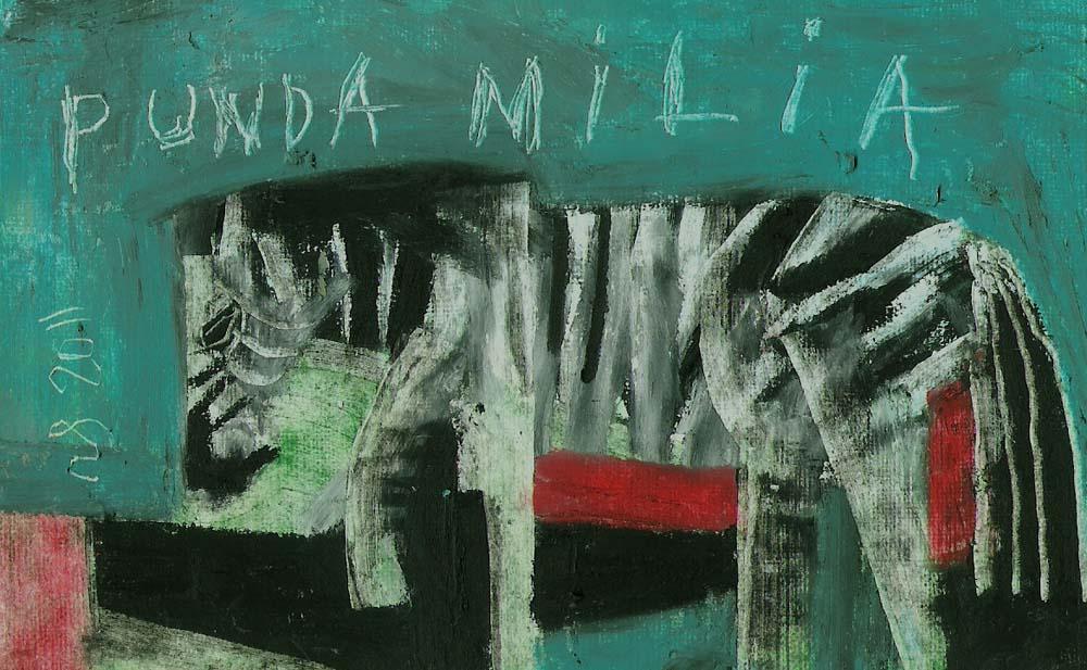 Punda Milia, 2011