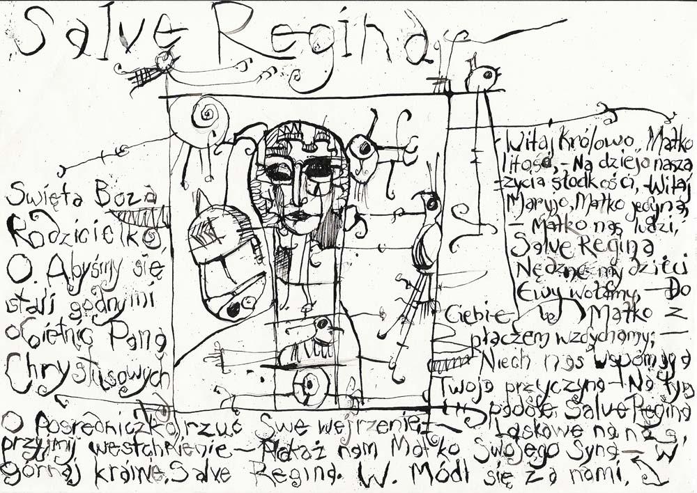 Salve Regina,1996